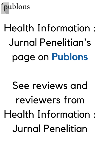 See HIJP's reviews and reviewers on Publons